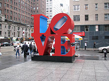 LOVE_sculpture_NY