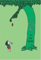 The Giving Tree, a favorite book of mine by Shel Silverstein